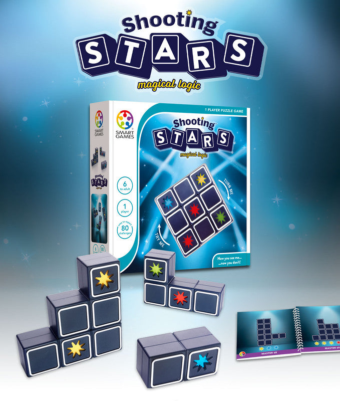 Smartgames - Shooting Stars - Magical Logic