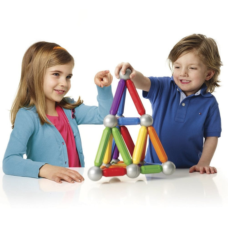 Starter Set (23 Pieces) By Smartmax - A Magnetic Discovery Building Set
