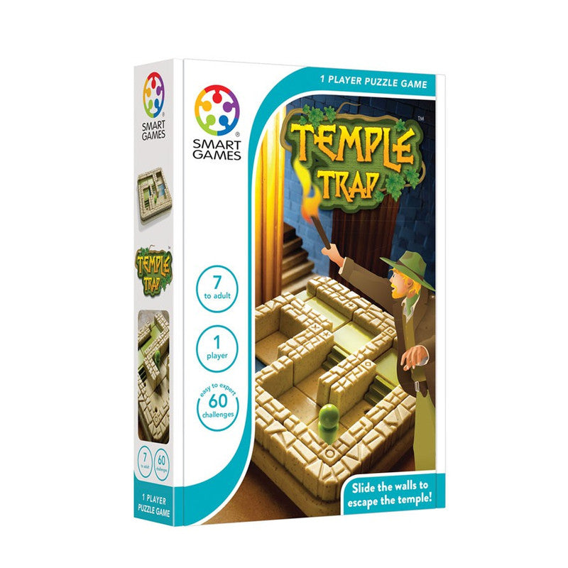 Temple Trap By Smart Games