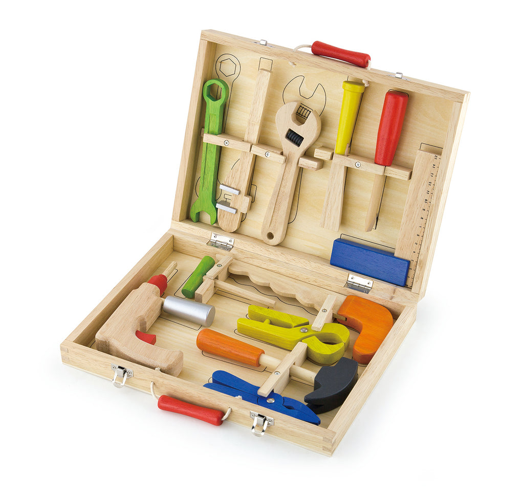 Viga Tool Box (12Pcs)
