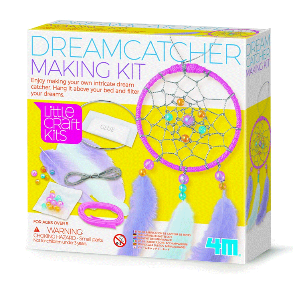 4M Dream Catcher Making Kit