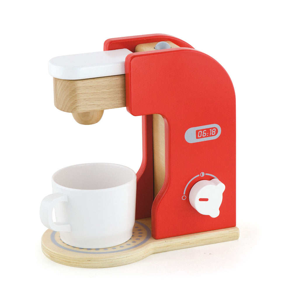 Viga Wooden Coffee Maker
