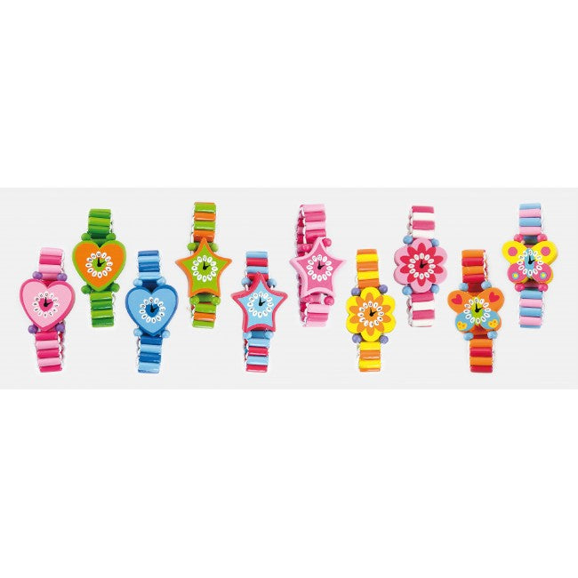 Viga Wooden Toy Watch
