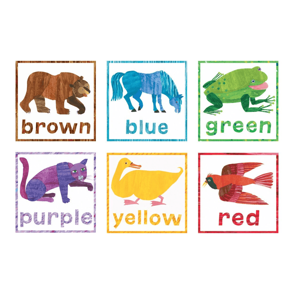 Mudpuppy Block Puzzle - Brown Bear