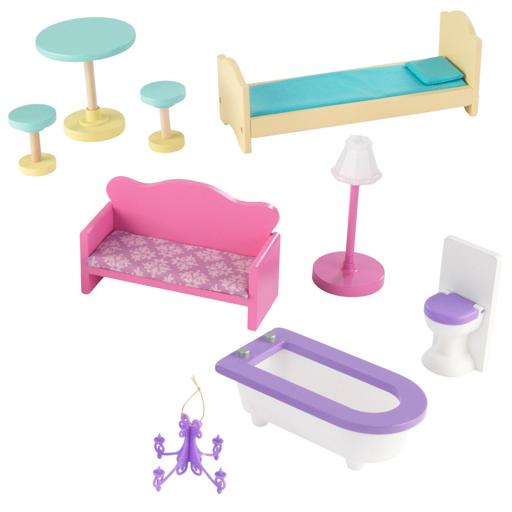 Kidkraft Gemma Dollhouse Furniture Pack