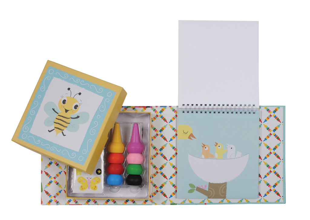 Oodle Doodle Crayon Set - Animals