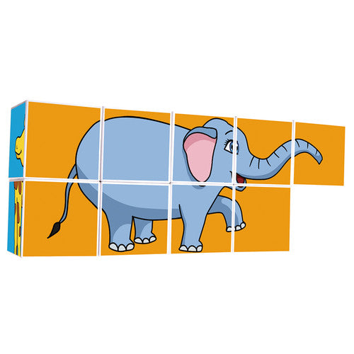 PicassoTiles Magnetic Puzzle Magic Cube Set Piece Count: PTC09