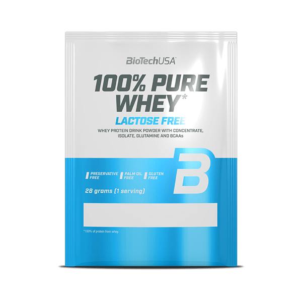 100% Pure Whey, ohne lactose - 28 g