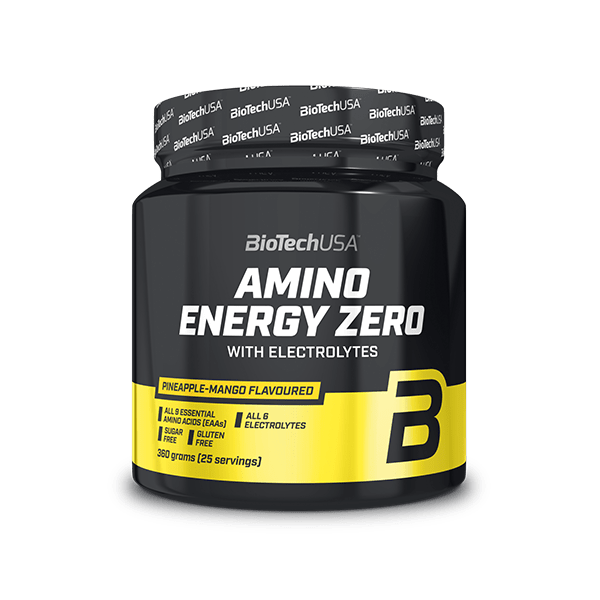 Amino Energy Zero with electrolytes - 360 g