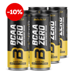 BCAA Zero Amino Energy Drink - 6 Pack