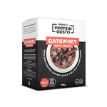 Protein Gusto - Oat & Whey with fruits - BioTechUsa