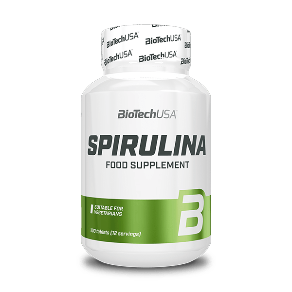 Spirulina - 100 Tabletten