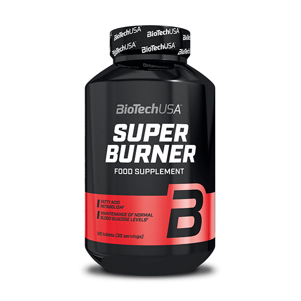 Super Burner  - 120 Tabletten