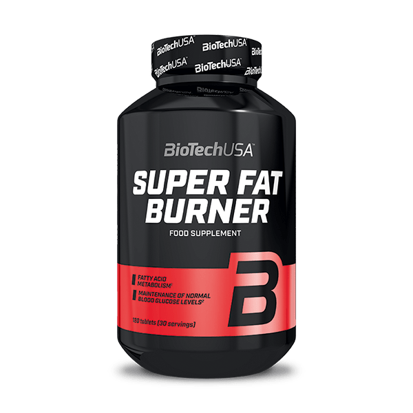 Super Fat Burner  - 120 Tabletten