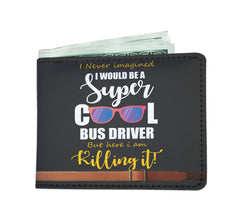 Are you a Cool Bus Driver?