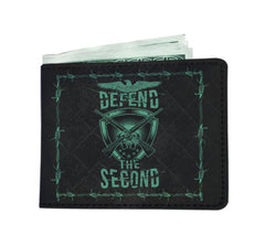 AR-15 Wallet-Defend the Second