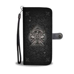 Ace Of Spades Wallet!!! Beautiful!