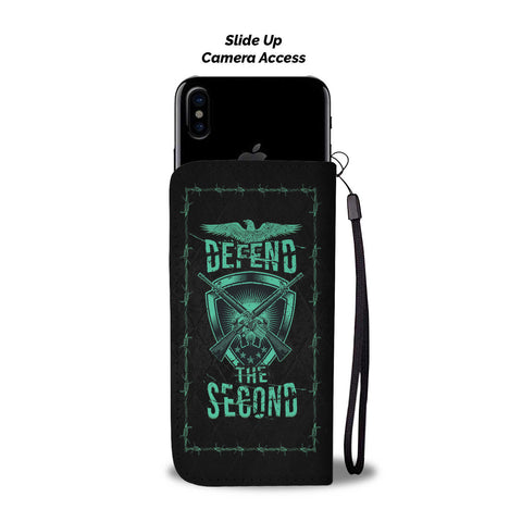 Defend the Second Phone Case!