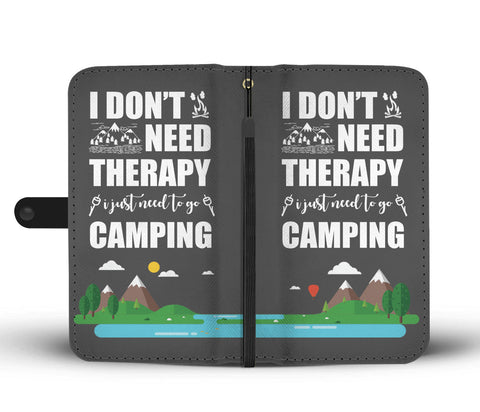 Dont need Therapy just need camping