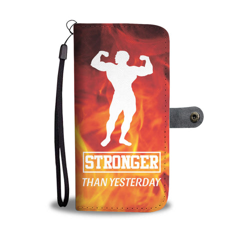 I am Stronger than Yesterday!