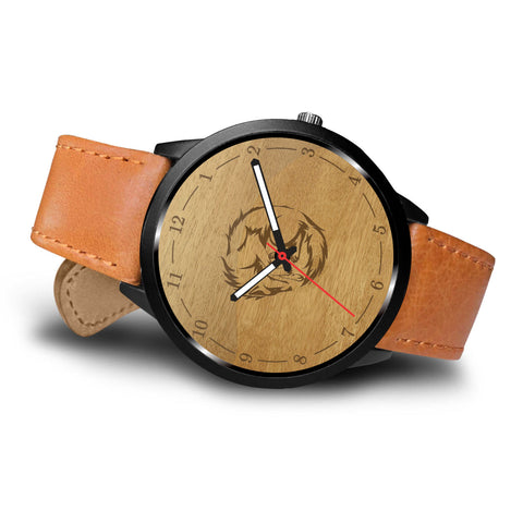 Wolf Wood Background Watch!