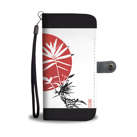 Kanji Love Phone Wallet- Custom