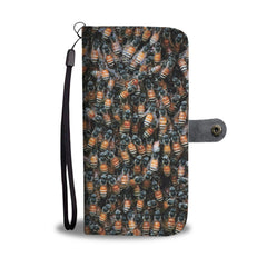 Assume Bee Hive Phone Wallet