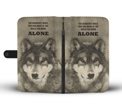 Beautiful Wolf Phone Case