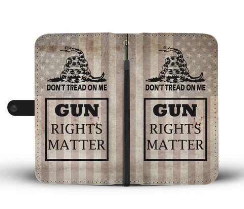 Dont Tread On ME -Gun rights matter!