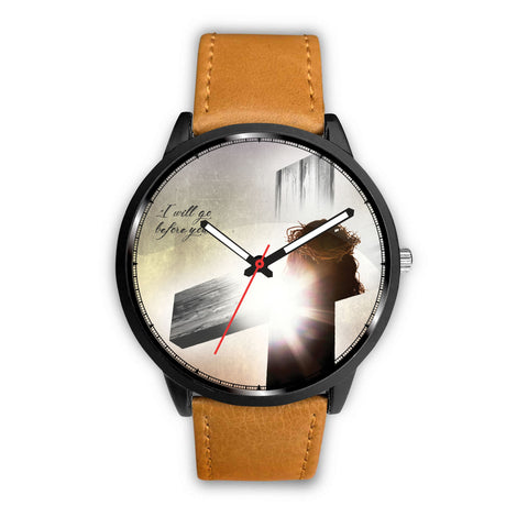Stunning Watch! I will go Before You
