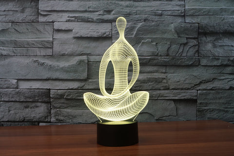 Mellow Out With This Meditation Lamp