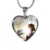 Image of Stunning I will go before you Pendant
