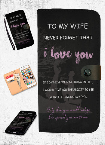 To my Wife!