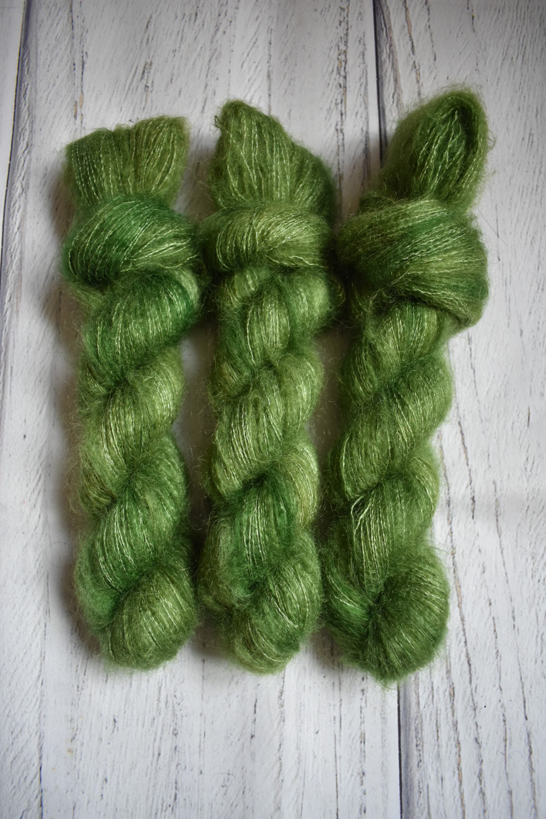 Mohair Enchanteress