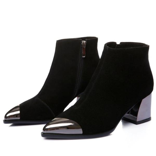 LILY ANKLE BOOTS