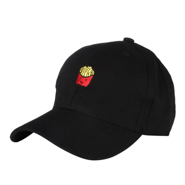 """FRENCH FRIES"" BASEBALL CAP"