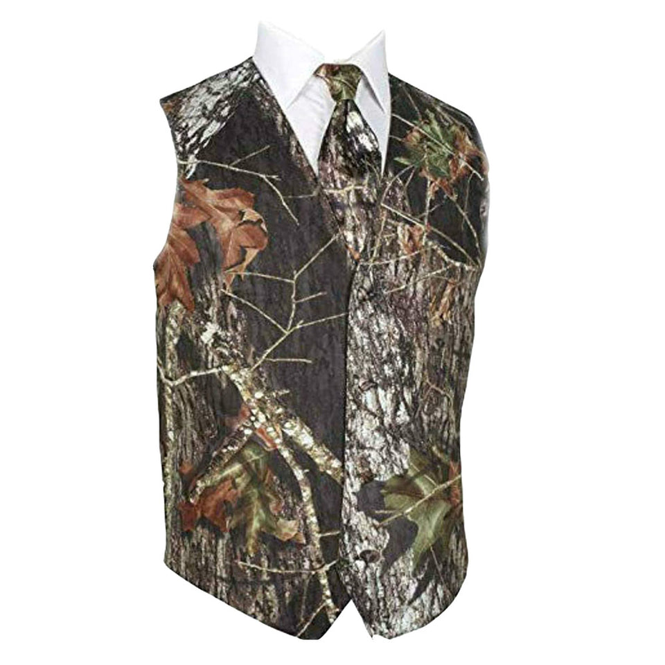 AIRTAILORS™ BROWN REALTREEE CAMOUFLAGE VEST