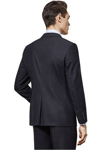 AIRTAILORS™ BLACK BUSINESS SUITS