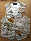 Gray Realtree Camouflage Vest