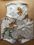 Gray Realtree Camouflage Vest Back