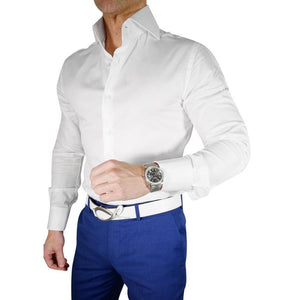 AIRTAILORS™ WHITE DRESS SHIRT - Airtailors