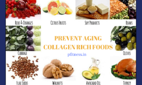 WAYS TO PREVENT AGING - COLLAGEN RICH FOODS