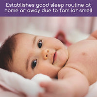 Create a sleep routine for your baby for a better nights sleep