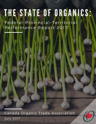 State of Organics: Federal-Provincial-Territorial Performance Report