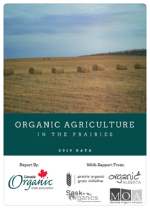 Organic Agriculture in the Prairies (2018 Data)