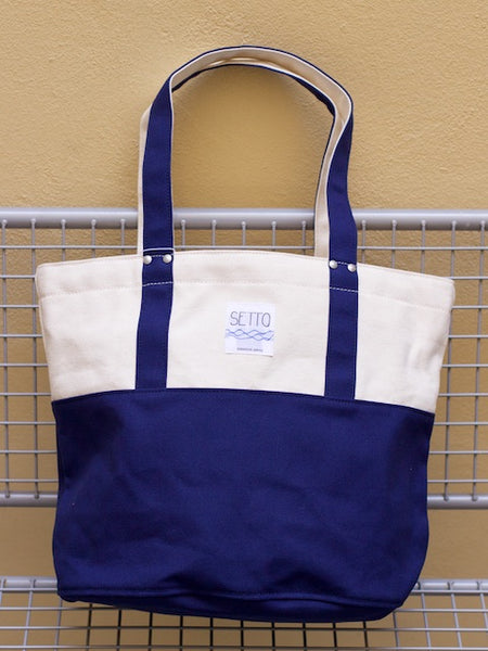 Setto Zip Tote Bag