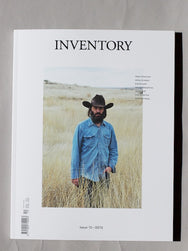 Inventory Magazine No.12 - SS15