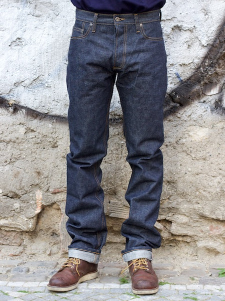 3sixteen SL-100xk unsaforized denim