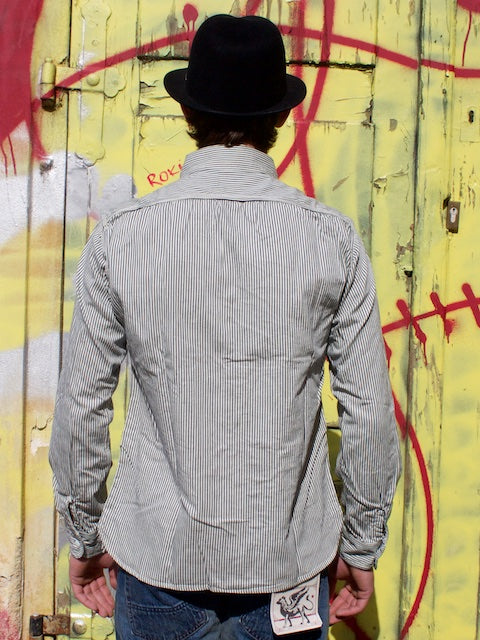 Momotaro Jeans 05-073 Hickory workshirt