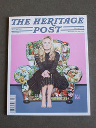 The Heritage Post Frau Edition - No.5 - Mai 2015